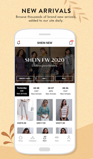 SHEIN-Fashion Shopping Online 7.2.4 Screenshots 6