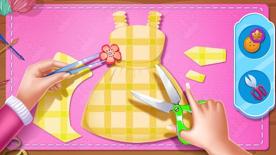 Princess Tailor Shop - Kids Clothes Maker - náhled
