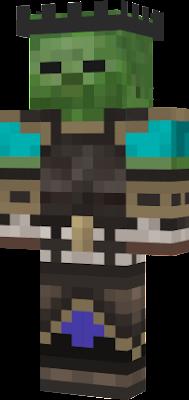 zombie king minecraft