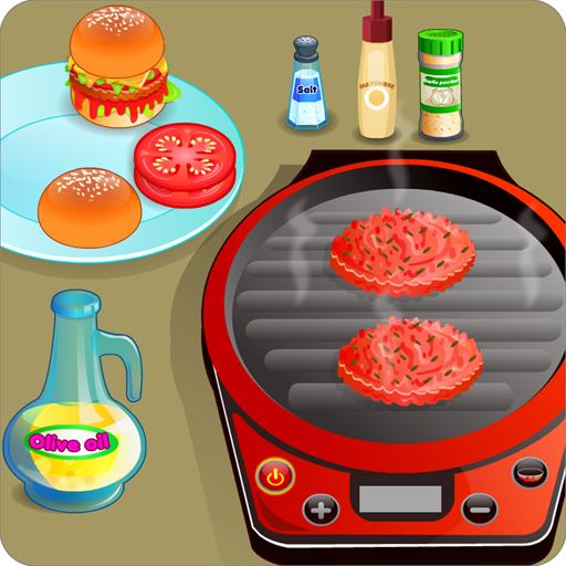 Mini Burgers, Cooking Games (game)