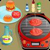 Mini Burger, Gioco di Cucina