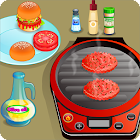 Mini Burgers, Cooking Games icon
