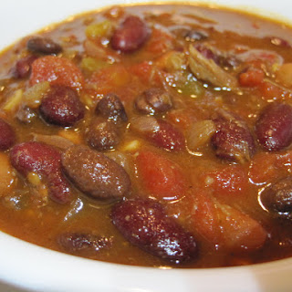 Chili Con Carne with Beans.