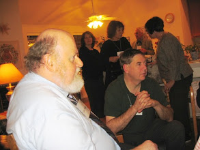 Photo: PROFESSORS LARRY MALONEY AND DAVID BRAINARD