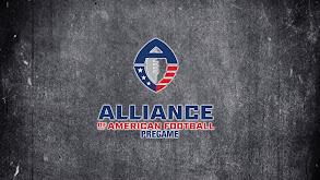 Alliance of American Football Pregame thumbnail
