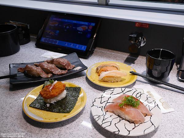 点爭鮮西門店 日本直送水產新幹線列車送餐現點現做服務更升級