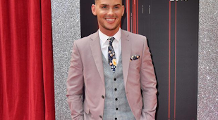 Kieron Richardson fears Hollyoaks axe