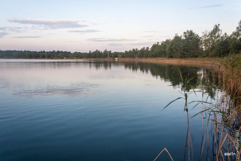 озеро Засвітське