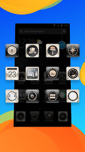 Gentleman-APUS Launcher theme for Android