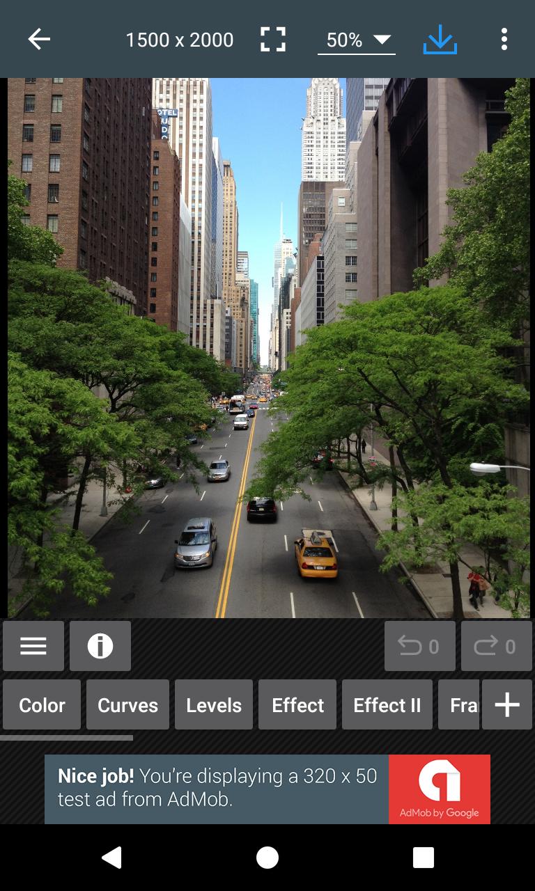 Photo Editor Screenshot 0