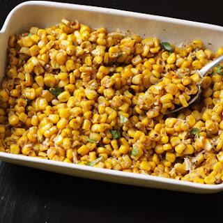 Seasoned Corn Off the Cob.