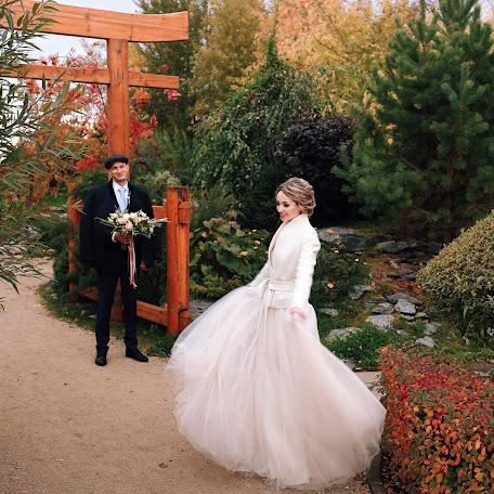 Wedding photographer Lidiya Beloshapkina (beloshapkina). Photo of 02.10.2017