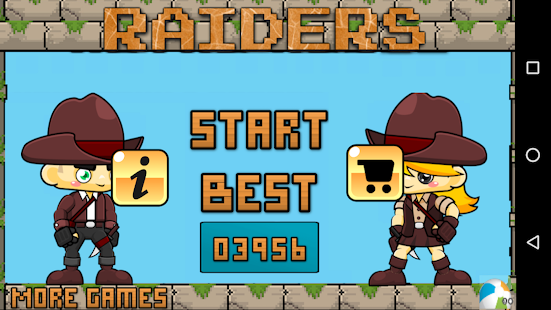 Raiders- screenshot thumbnail
