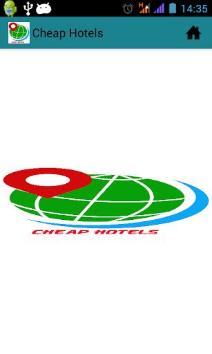 Cheap Hotels Booking App