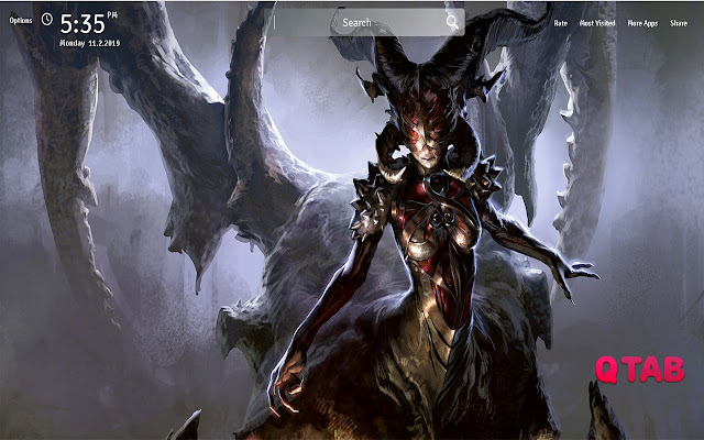 Magic The Gathering Wallpapers New Tab