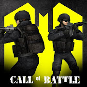 Call of Battle land Duty FPS strike OPS