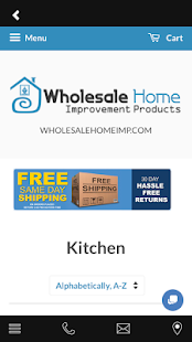 Wholesale Home Improvement- screenshot thumbnail