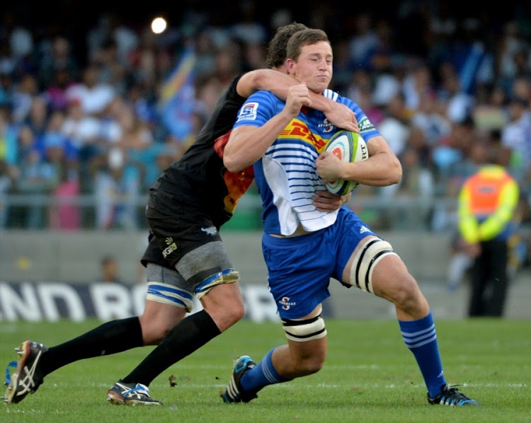 JD Schickerling. Picture: THINUS MARITZ/GALLO IMAGES