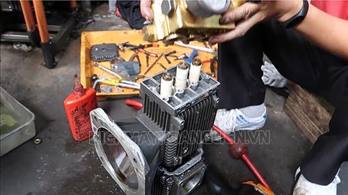 trung tâm sửa chữa máy rửa xe cao áp