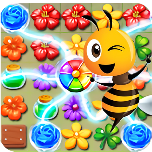 Saga Blossom Pop Android APK Download Free By Bubble Shooter Games By Ilyon