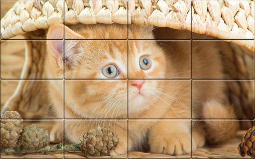 Tile Puzzle Cats apkpoly screenshots 6