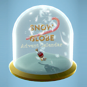 Snow Globe Advent Calendar