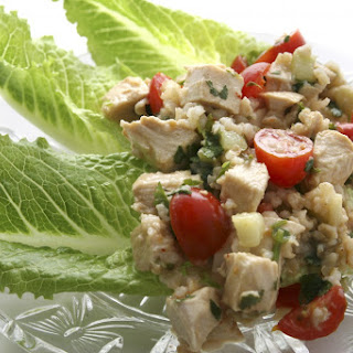 Curry Chicken and Rice Salad Recipe