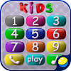 Baby Phone for Kids - Learning Numbers and Animals APK Icon