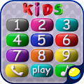 Baby Phone for Kids - Learning Numbers and Animals