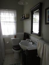 Photo: Upstairs Bathroom