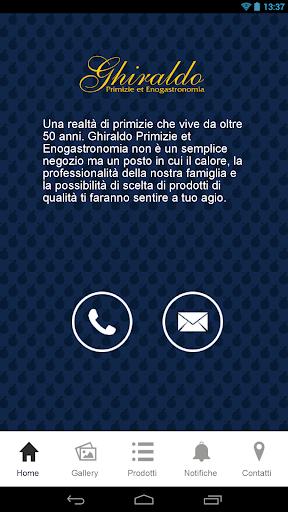 Ghiraldo App