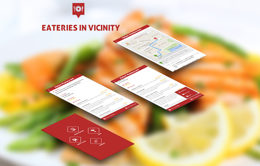 Eateries in Vicinity