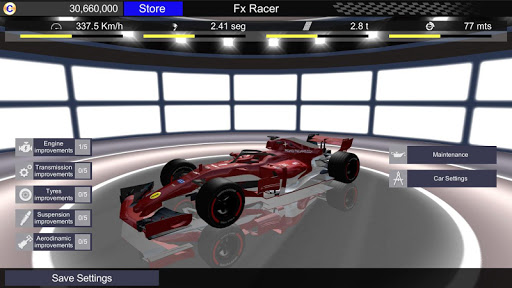 Fx Racer screenshot 14