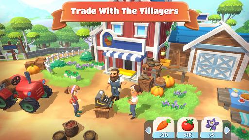 Code Triche Big Farm: Story APK MOD screenshots 3