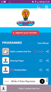 Radio Lumiere Inter- screenshot thumbnail