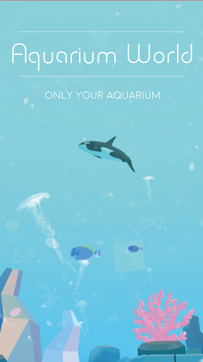 Virtual Orca Simulation game 3D -Aquarium World- 2.0.3 screenshots 2