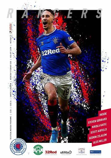 Capturas de pantalla del Rangers FC Digital Program 5