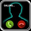 Girl friend fake voice call icon