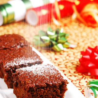 Sticky Gingerbread.
