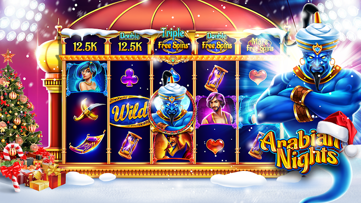 Winning Slots™ - Free Vegas Casino Slots Games Android App Screenshot