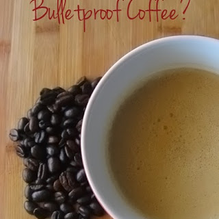 Hot Buttered Coffee with Coconut Oil