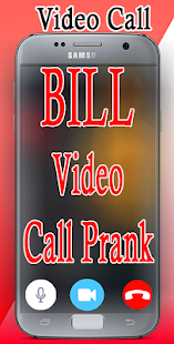 Bill Call Video For It Prank - náhled