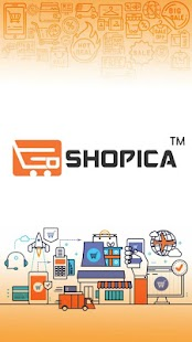 GoShopica - Online Shopping App - náhled
