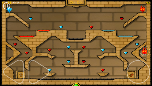 Water girl and Fire boy: Light Temple Adventure 1.0.1 {cheat|hack|gameplay|apk mod|resources generator} 3