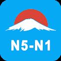 Học tiếng Nhật N5 N1 - Mikun icon