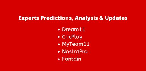 DT11 - Prediction for Dream11, MyTeam11 – Apps on Google Play