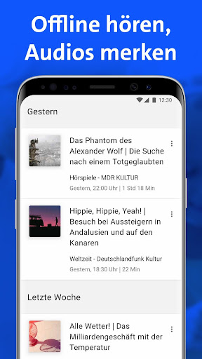 ARD Audiothek screenshot 5