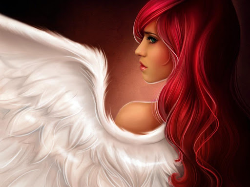 Angel Live Wallpaper HD screenshot 1
