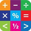 Math Formulas and Tricks in Hindi icon