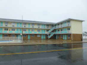 Photo: So they took the day off and down the Jersey shore they went, to check on the damages done by Sandy